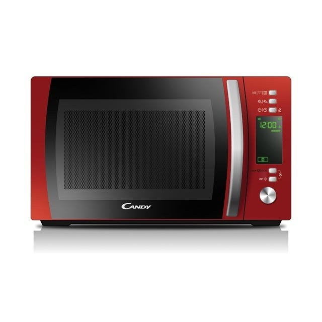 Candy Microwave oven CMXG20DR 20 L, Grill, Electronic, 800 W, Red, 20 L
