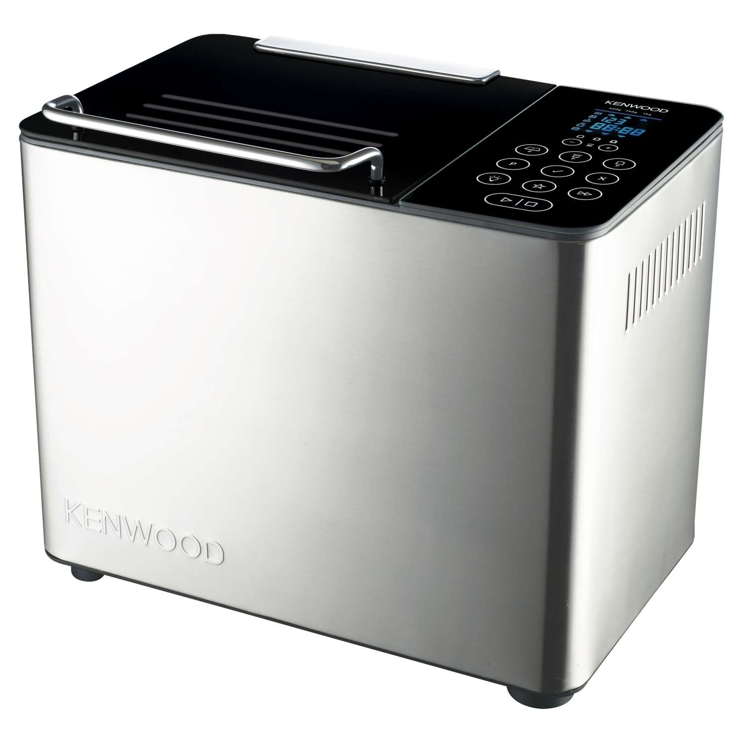 Kenwood BM450 Breadmaker, Capacity (3 Bread sizes) 500g,750g,1kg, 15 programs, 15h Delay time