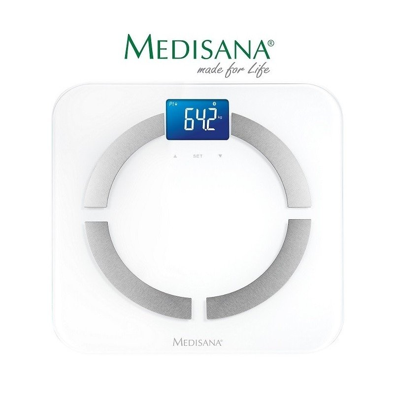 Medisana Body Analysis Scale With Bluetooth BS 430 Connect