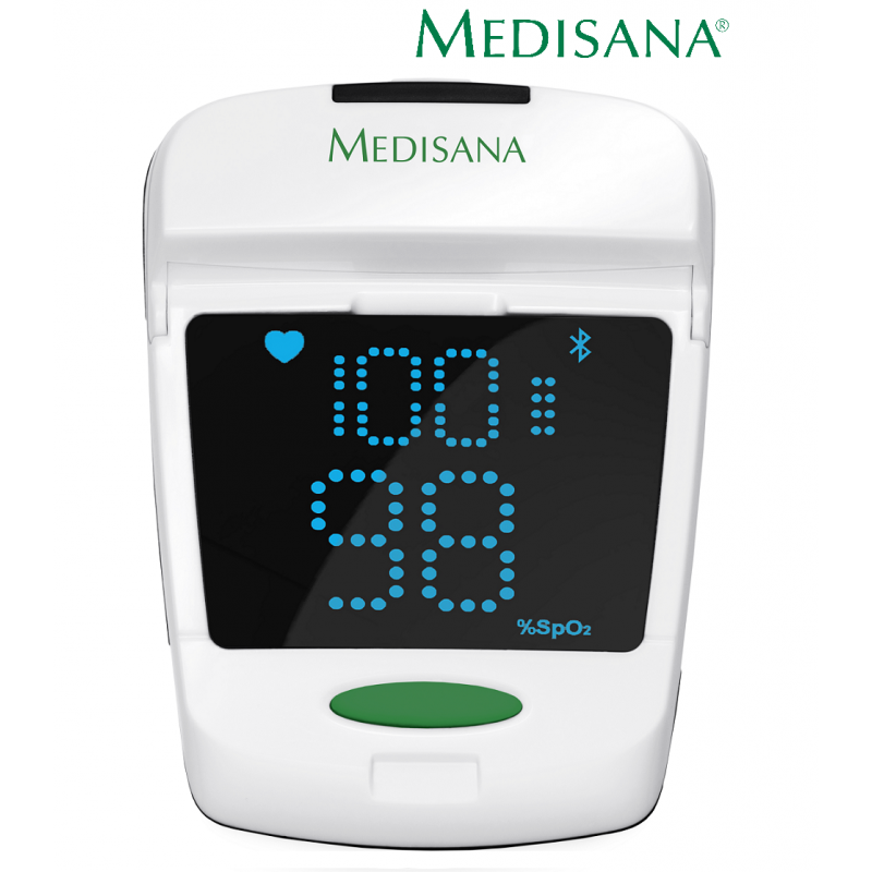 Medisana PM150 Pulse Oximeter With Bluetooth 79457
