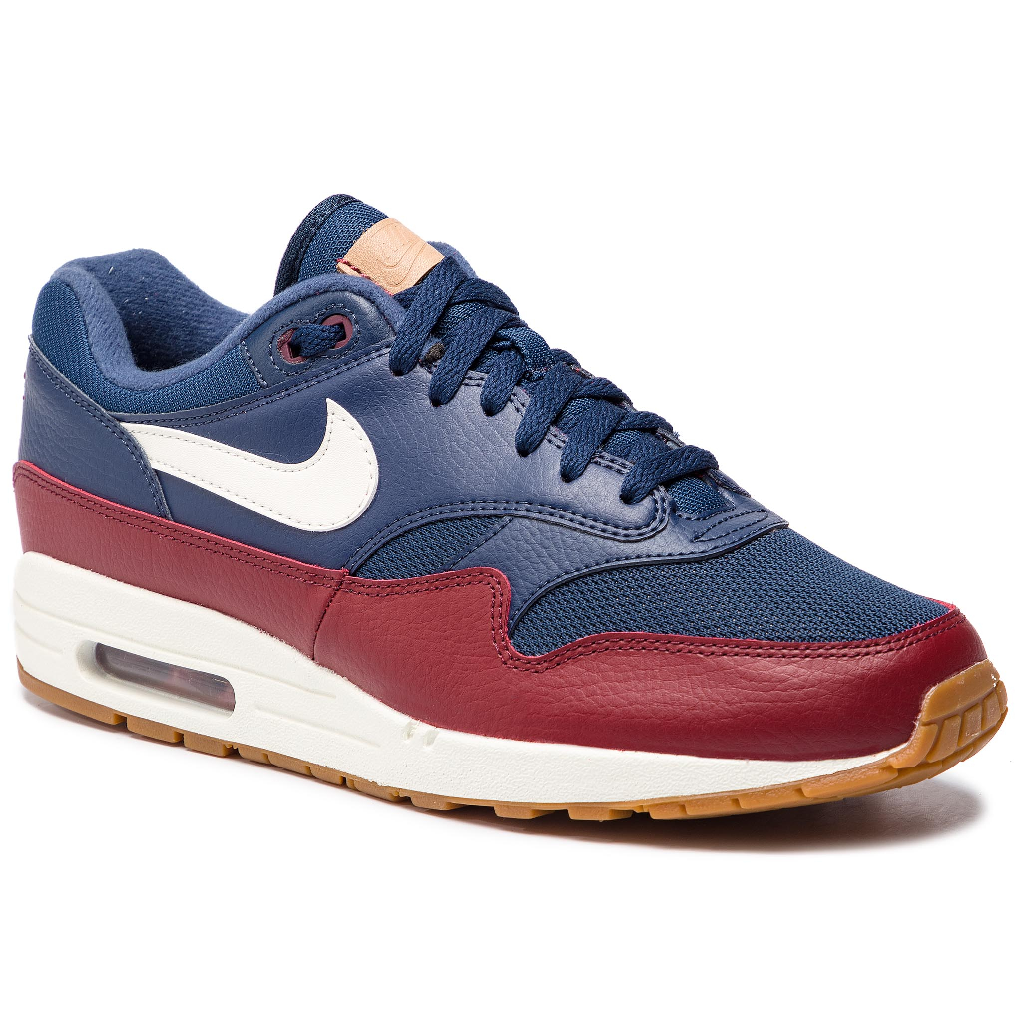 c3b37fc5 Batai NIKE - Air Max 1 AH8145 400 Navy/Sail/Team Red/Sail