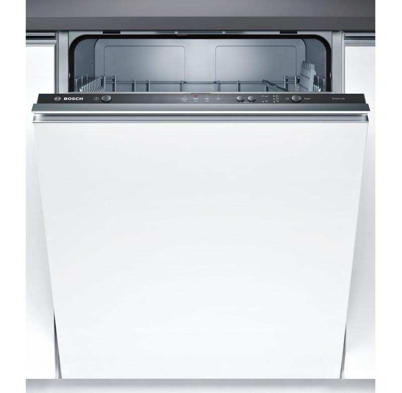Bosch Dishwasher SMV24AX01E Fully Integrated, Width 60 cm, Number of place settings 12, Number of programs 4, A+, Display No, AquaStop function
