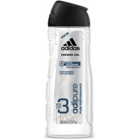 Adidas Men Adipure Dušo želė 3in1 400 ml