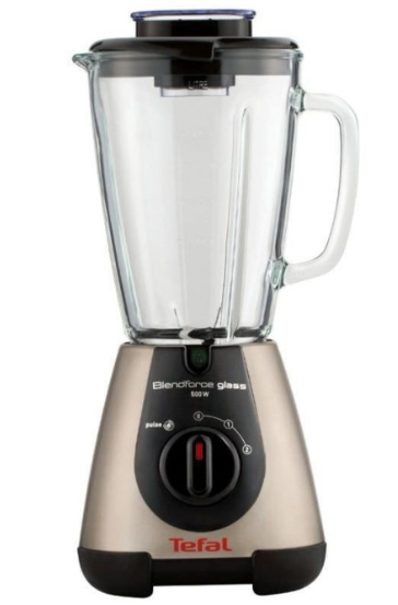 TEFAL BL310A39 Blender, Capacity 1,25L, 2 speed levels, Pulse function, Power 500W, Metallic champagne