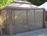Home4you Mosquito Nets Canopy Legend 3x4m