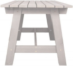 Folkland Timber Riva Table White
