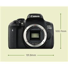 CANON EOS 750D 18-135IS