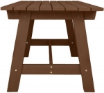 Folkland Timber Riva Table Brown