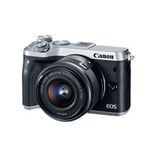 CANON EOS M6 + EF-M 15-45MM IS STM