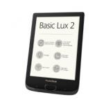 Elektroninė skaityklė POCKETBOOK Basic Lux 2 PB616 Black