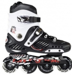 Nils Extreme Inline Skates Black/White NA12333 43