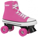 Roces Roller Skates Chuck Classic Pink 36