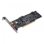 ASUS Audio Soundcard Xonar DG PCI 5.1 and Headphone Amp Card - PCI - 5.1 - Low p..