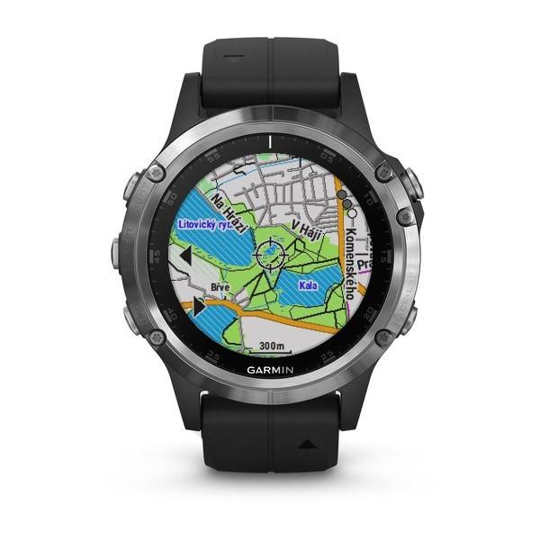 Išmanusis laikrodis Garmin fenix 5S Plus