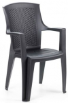 Home4You Chair King Black