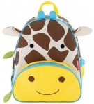 SkipHop Zoo Little Kid Backpack Giraffe