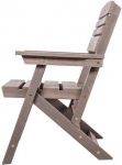 Folkland Timber Heini Chair Graphite