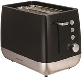 Morphy Richards Chroma Black Plastic 2 Slice Toaster (221152)