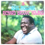 LP Richard 'Groove' Holmes - Soul Message