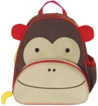 SkipHop Zoo Little Kid Backpack Monkey