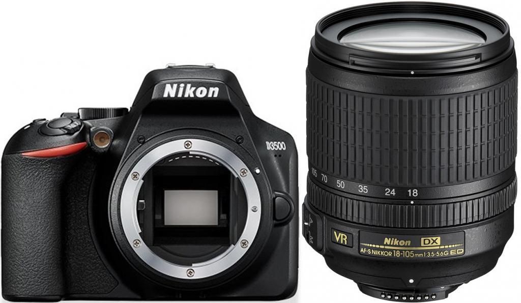 Fotoaparatas NIKON D3500