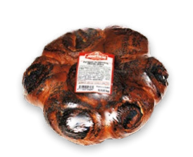 Pyragas su aguonų skonio įdaru JONIŠKIO DUONA, 520 g